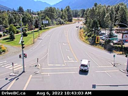Pemberton East Webcam