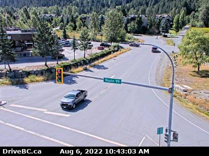 Pemberton South Webcam