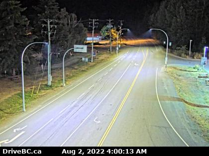 Pemberton West Webcam