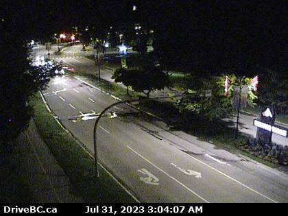 Whistler Village Gateway East Webcam